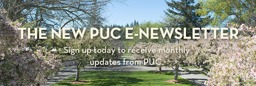 New PUC e-Newsletter