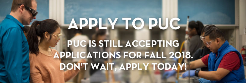 Apply to PUC