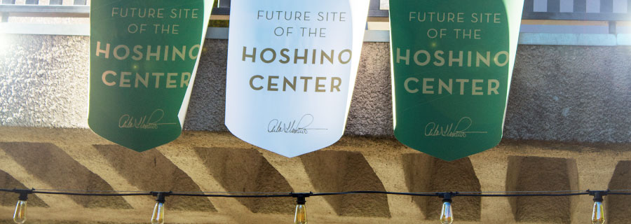 The Hoshino Center