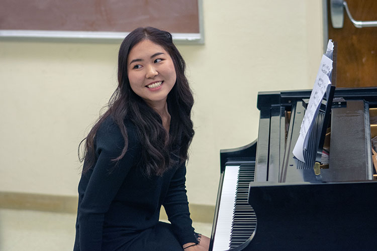 Words to Notes: Honors Student Composes Piano Version of Jane Eyre