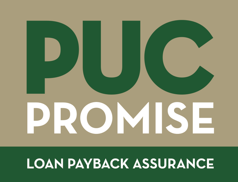 PUC Promise Logo
