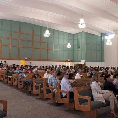 Dauphinee Chapel