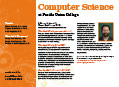 PUC Computer Science Department Card