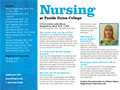 PUC Nursing Department Card