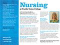 PUC Nursing Department Card