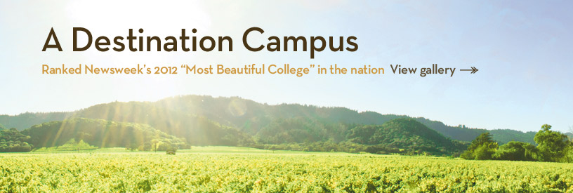 A Destination Campus