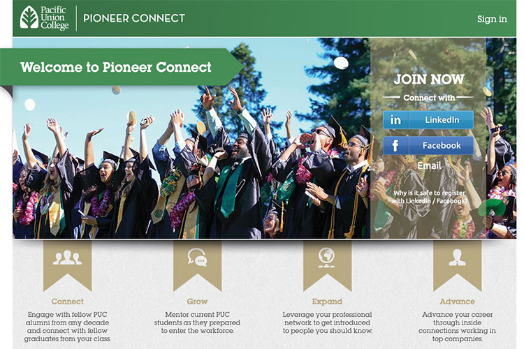 Pioneer Connect: PUC Prepares to Launch New Alumni Platform