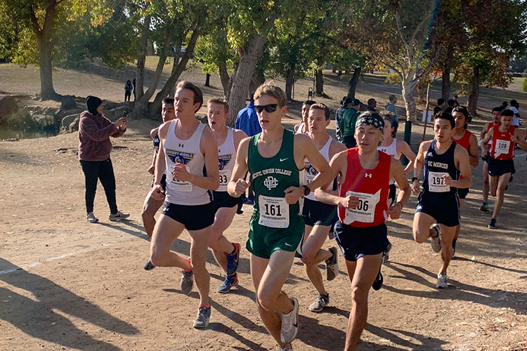 PUC Wins Cal Pac Championship With Freshman Justin Roosma