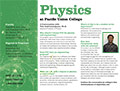 PUC Physics Department Card
