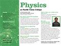 PUC Physics Department Card
