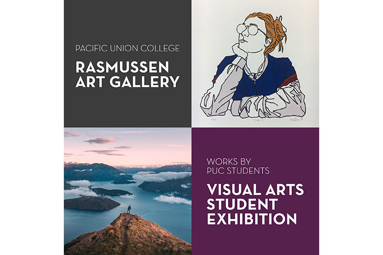 Student Art Exhibition to Open at Pacific Union College