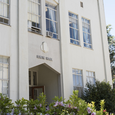 Irwin Hall