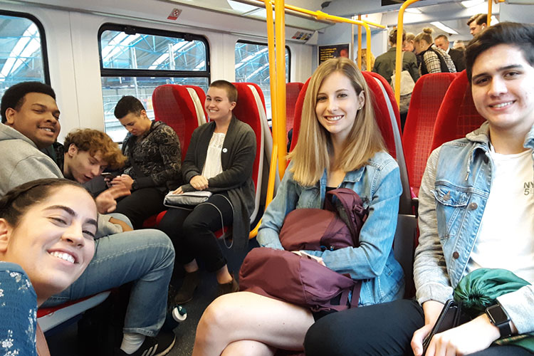London Streets: Honors Students Explore Ethics, History, and Literature in the UK