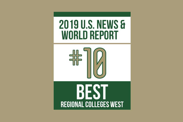 PUC Ranked in Top Ten by U.S. News & World Report