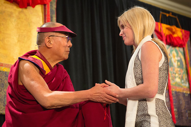 """Unsung Hero"""" Recognized by Dalai Lama Teaches PUC Course - News"""