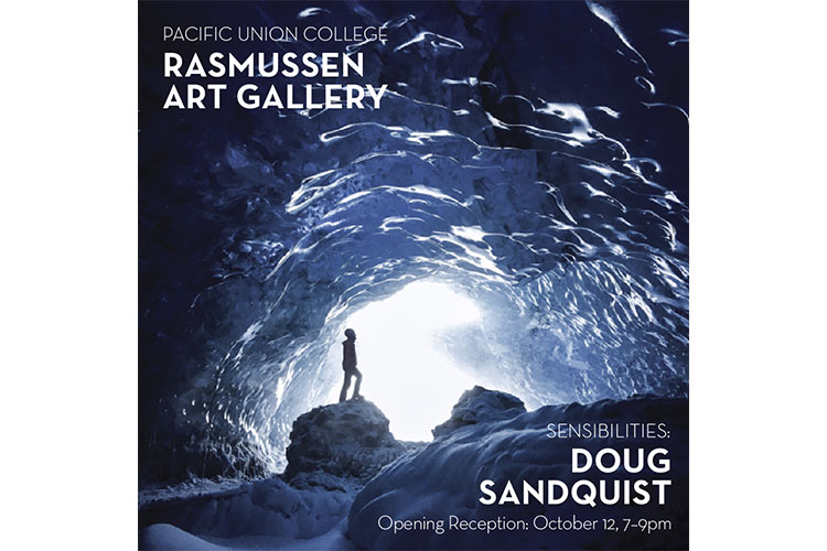 Sensibilities: Douglas Sandquist at the Rasmussen Art Gallery