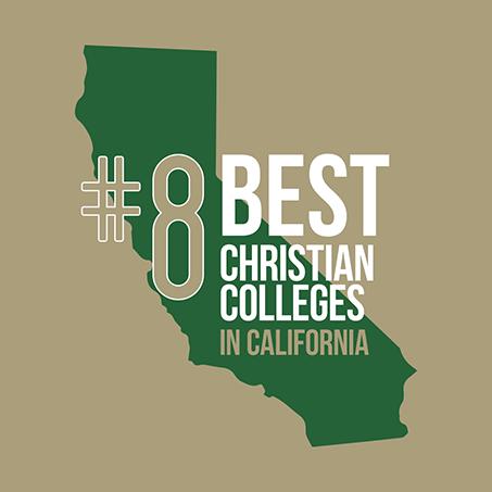 #10 Best Christian College in California