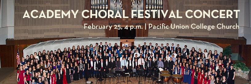 Academy Choral Festival