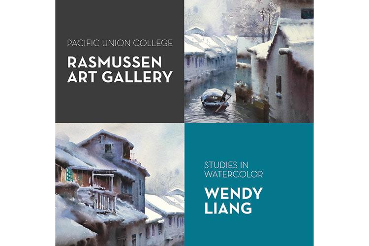 Studies in Watercolor: Wendy Liang, guest artist