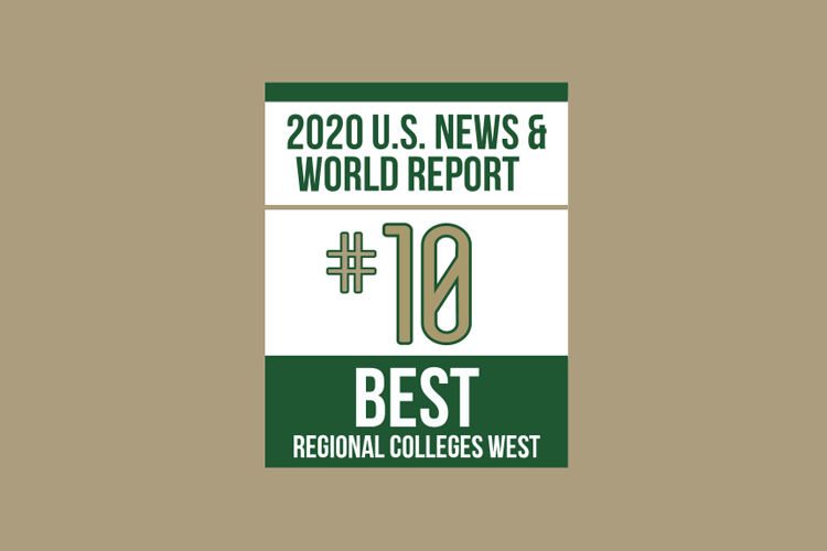U.S. News & World Report Ranks PUC in Top Ten Colleges