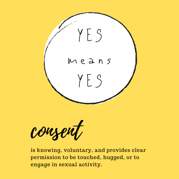 Yes-Means-Yes