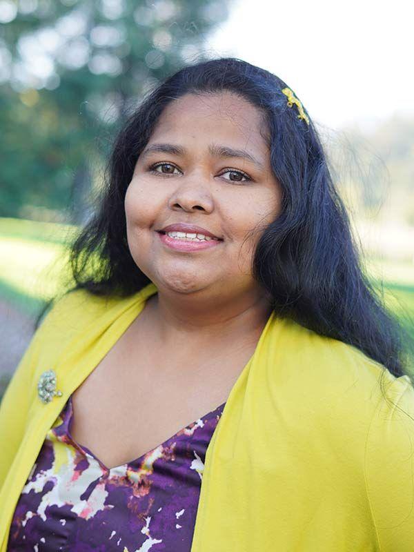 Hannah Saravanakumar