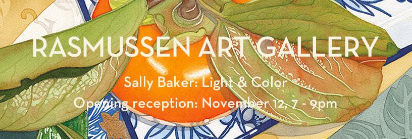 Rasmussen Art Gallery - Sally Baker