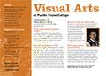 PUC Visual Arts Department Card