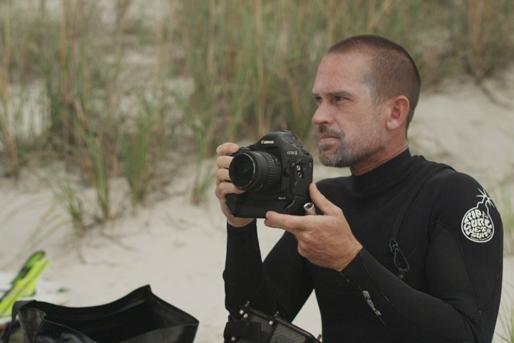 Former Surfing Magazine Photographer Speaks at PUC