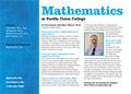 PUC Mathematics Department Card